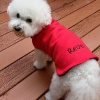 Reversible Warm Fleece Dog Jackets Sweater Coats in 5 Color Combos