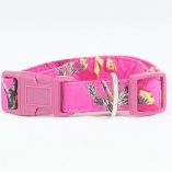 Realtree Pink Camouflage Dog Pet Collar