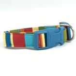 Disney Stripes Dog Pet Collar