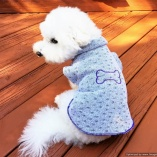 SASSY PAW Bone Bark Shirt Pullover for Pups