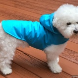 NATURE DOG Pet Hoodie Raincoat in 3 Color Combos