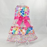 Bella & Friends Garden Flower Dress for dogs and pets