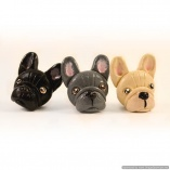 French Bulldog Dog Breed Magnets – Set of 3