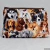 Dog Breed Toiletry Travel Bag Gift for Dog Lovers