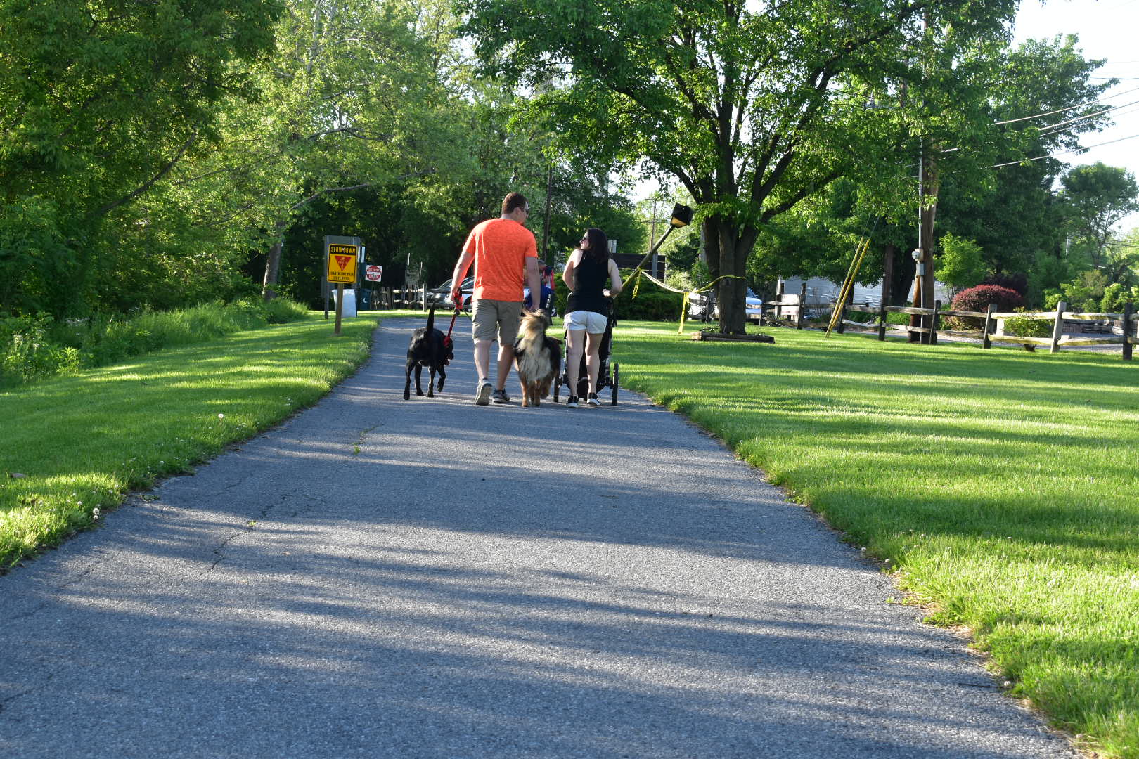 D&L Trail – Canal Street Park