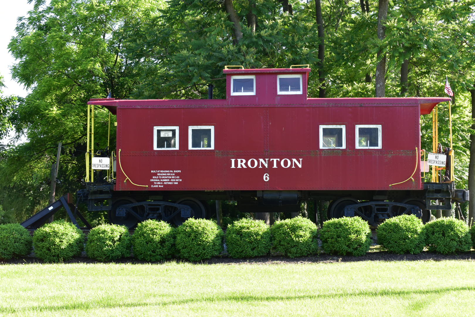 Ironton Rail-Trail