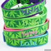 Personalized Colorful POT LEAF DOG COLLARS in Large Sizes – WEED CANNABIS