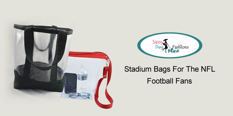 Stadium Bags for the NFL Football Fans.
