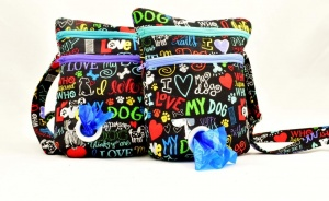 Dog Walker Bag-SassyDogFashions