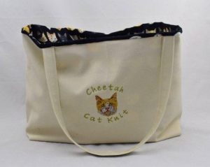 Exotic Cat Breed Tote Bag