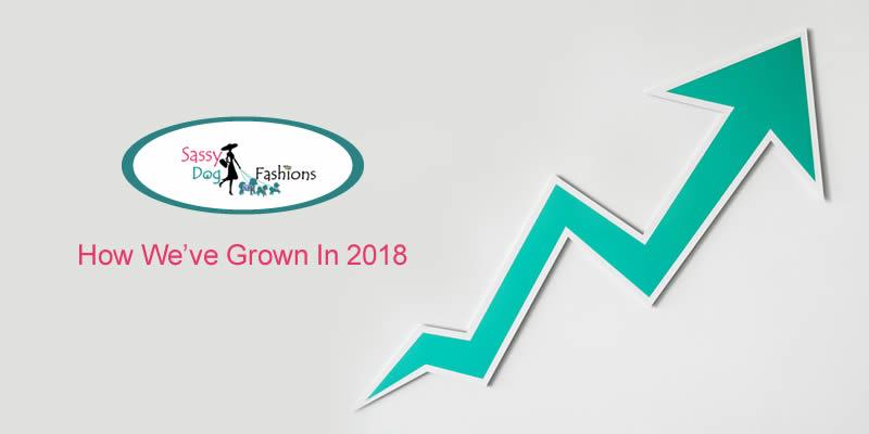 How We've Grown in 2018