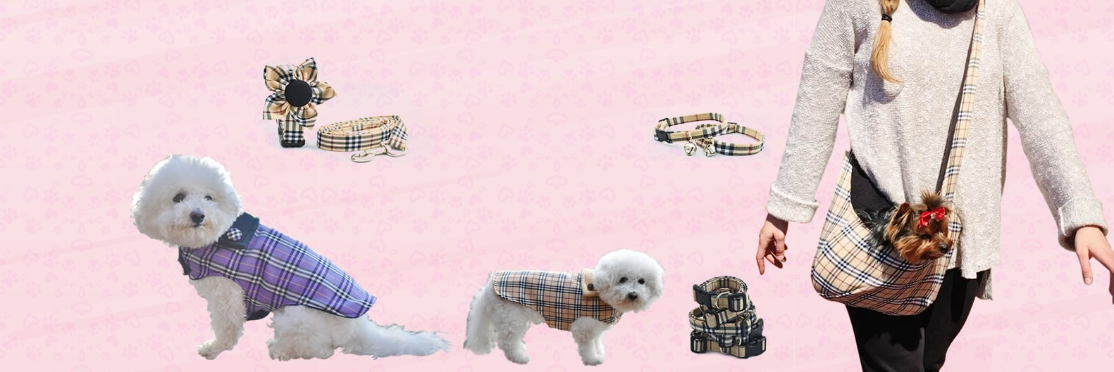 Pet clothings for your pets in