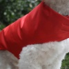 Handmade Waterproof WARM Dog RAIN COAT in Multiple Color Choices in All Sizes