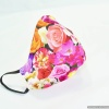 Custom Roses Floral Contoured Reversible Cloth FACE MASK Spreads Cheer not Fear