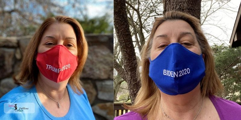 Support Your Favorite Politician With Our Brand New Face Masks
