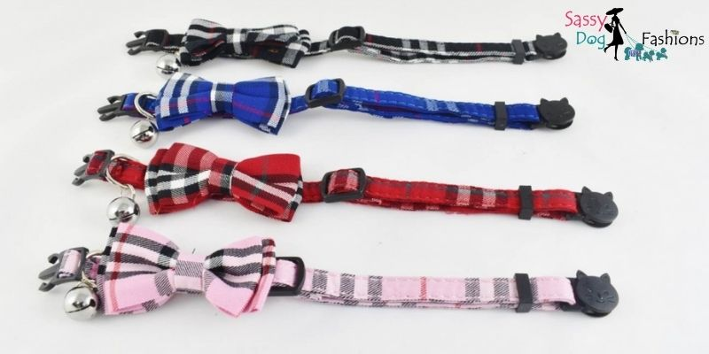 Beautiful Bowties For The Dogs
