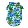 Hawaiian Camp Dog Shirt – Island Life