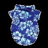 Hawaiian Camp Dog Shirt – Vintage Hibiscus